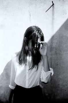 fabric hair cloth shadow fabric folds cast shadow long blouse