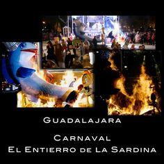 https://www.facebook.com/video.php?v=540919196024391 • Guadalajara (España) • El Entierro de la Sardina • LESLIE fotógrafo fiestas •