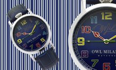 All You Need To Know About OWL MILANO Watches #Blogs #Fashion #Watches