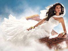 jasmine, noiva, bride, dress, disney not my Disney dress but still pretty :)