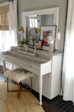 Transforming a $30 Piano