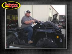 Thanks to Ronny Crosby from Biloxi MS for getting a 2017 Can-Am Outlander Xmr 1000. @HattiesburgCycles