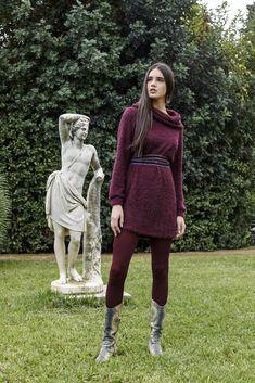 Winter Collection, Sweaters, Dresses, Fashion, Vestidos, Moda, Fashion Styles, Sweater, Dress