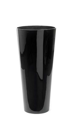 """Solid  Synthetic Vase 9 standard RAL-colours, other colours at surcharge available.  Solid round 45 (18"""") x 95 cm (37"""")  Solid round 65 (26"""") x 80 cm (31"""")  Solid round 55 (22"""") x 140 cm (55"""")"""