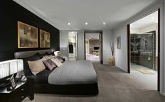 inside mansion master bedroom - Google Search