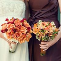 Top 8 Fall Wedding Flowers