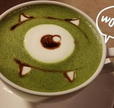 Green Tea Latte - Causeway Bay's Cafe R&C|Bakery - Hong Kong
