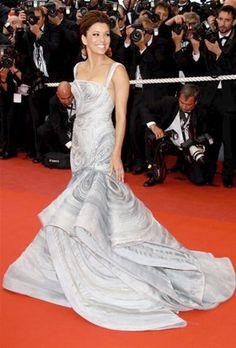 Eva Longoria in Versace