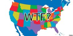 A weird fact about every state that you will never actually NEED to know...kinda like algebra.