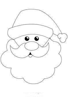 Yeni Yil Boyama Sayfalari Ve Kaliplari Noel Elisleri Yilbasi