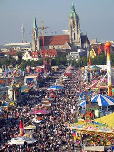 Oktoberfest Munich, Germany