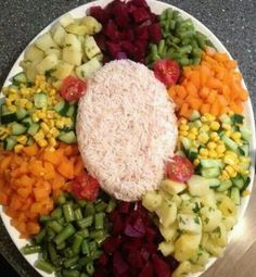 Marokkaanse salade #maroc