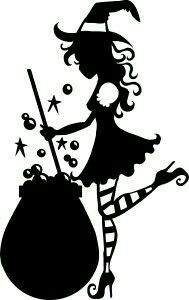 Witch Silhoutte