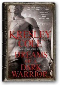 Kresley Cole Website