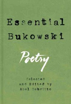 Edited by Abel Debritto, the definitive collection of poems from an influential writer whose transgressive legacy and raw, funny, and acutely observant writing has left an enduring mark on modern cult