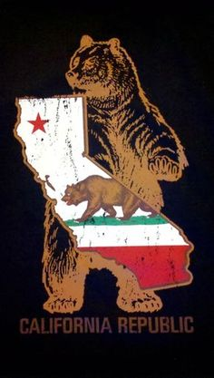 In California We trust California Dreamin', Northern California, Voyage Usa, Cali Girl, California Republic, Santa Clara, Where The Heart Is, Back Home, Chicano