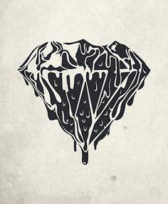 melty mountain diamond