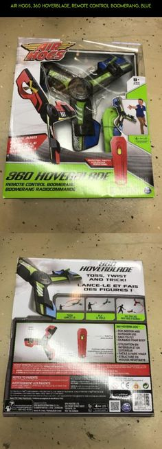 Air Hogs, 360 Hoverblade, Remote Control Boomerang, Blue #parts #hoverblade #kit #camera #gadgets #shopping #drone #plans #hogs #tech #boomerang #products #air #blue #racing #fpv #control #technology #360 #remote