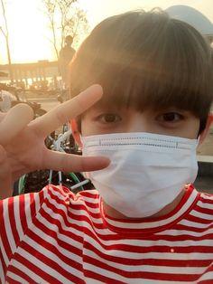세븐틴(SEVENTEEN) on Twitter: [Doogi PD] 고이 잠든 두기피디 깨워서 쿱리더가 올려달라고 (협박) 했어요. 300일 감사합니당 (라고 전해달래요) #Seventeen #Seungcheol #SCoups