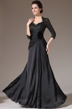 A new black formal gown for concerts.  Something like this would work, or money to make my own... who knew that black was so hard to come by?