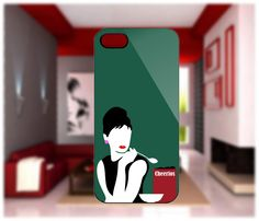 Breakfast At Tiffanys Case For IPhone 5, IPhone 4/4S, Samsung Galaxy S2, Samsung Galaxy S3 Hard Case