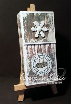 Claudia's Karteria Bottle Opener, Christmas Crafts, Decorative Boxes, Wall, Winter, Home Decor, Boxes, Bricolage, Candles