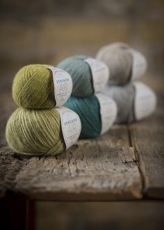Zealana Air Lace yarns - Learn more about conservation + free book with yarn purchase. available at LoveKnitting