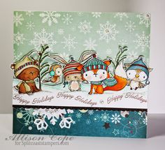Your Memories with Ally: Sew, Sew Cold! Purple Onion Designs