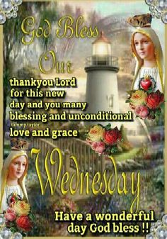 Wednesday Morning Greetings, Good Morning Gif Images, Morning Blessings, Beautiful Morning, Morning Quotes, New Day, Prayers, Blessed, Buddha Tattoos