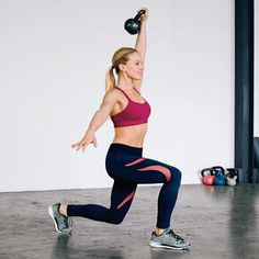 Kettlebell Moves To