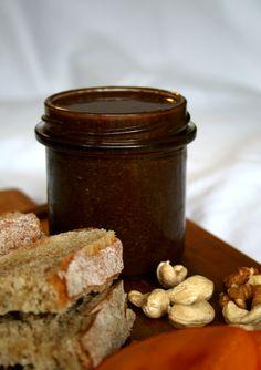 Ruoka-alkemisti: Kotitekoinen maustettu nutella ilman sokeria