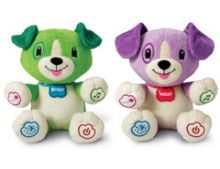 Leap Frog! I can't wait to buy the purple one for my little girl.....one day.
