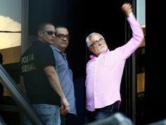 Folha Política: Ministério da Justiça diz que Genoino não passou mal na prisão