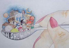 Mika - Fan Art -  All She Wants