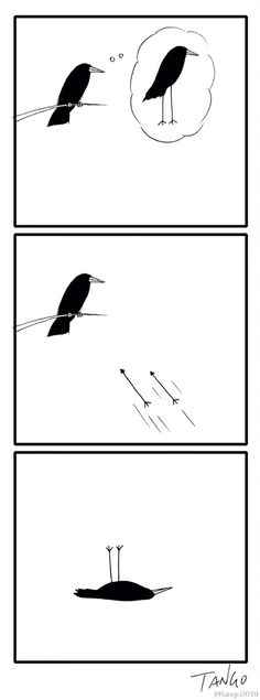 20+ Incredibly Clever Comics By Shanghai Tango