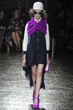 Undercover RTW Fall 2014 - Slideshow - Runway, Fashion Week, Fashion Shows, Reviews and Fashion Images - WWD.com