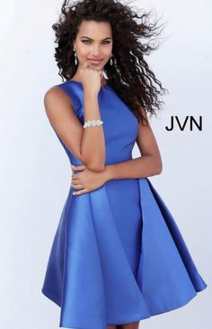 f5656f131d8 JVN by Jovani JVN65488 Prom Pageant Homecoming Formal Evening Gown
