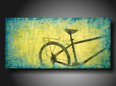 Art original Abstract painting    JMJARTSTUDIO Original Painting 48 X 24 Inches  ------- Move Ahead---Custom. $319.00, via Etsy.