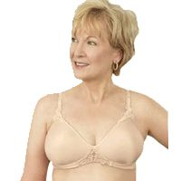 ABC Petite T-Shirt Mastectomy Bra Style 105,Each,105 Price: 35.94 Retail Price: 49.35 105 Health Products For You AMERICAN BREAST CARE 105 Women's Health > Post Mastectomy > Mastectomy Bras > American Breast Care Bras