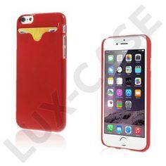 Waltari (rød) iPhone 6 bild Holder Deksel