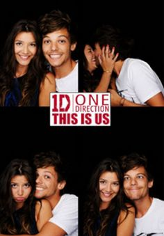 Eleanor Calder and Louis Tomlinson / / THIS IS US Premier - London. They are adorable! Louis Tomlinson Eleanor Calder, Louis And Eleanor, Zayn Malik, Niall Horan, One Direction Louis, One Direction Photos, This Is Us Movie, Cher Lloyd, Louis Williams