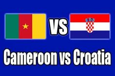 CAMEROON  0 - 4  CROATIA -2014 FIFA World Cup, Arena AmazoniaManaus (BRA)18 Jun 2014 - Group stage - Group A