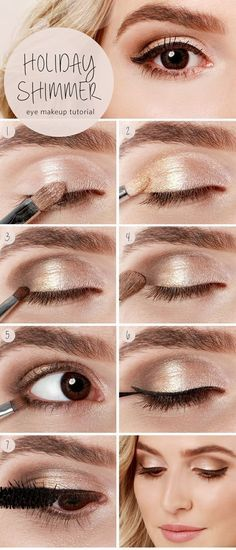 Eyeshadow is without a doubt one of the most essential makeup items. Can you even remember the last time you went out without applying it? From soft and natural peach tones in daytime to bold and colorful looks at late night parties, eyeshadow is an opportunity to turn your eyes into a canvas and showcase your originality and creativity. Feel like you need some ideas for your latest creation? Look no further because this list will provide you with plenty of interesting tutorials that would…