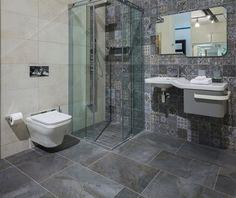 PORCELANOSA Bathroom Display in TileStyle Bathroom Showroom