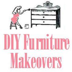 Visit DIY Furniture Makeovers