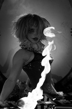 Captain Maggots blows minds once again.one of the few venues that allows fire… Arte Punch, Art Du Cirque, Breathing Fire, Circus Fashion, Pierrot Clown, Circo Vintage, Dark Circus, Pokerface, Fire Dancer