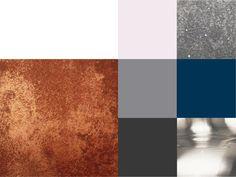 copper and black colour scheme - Google Search