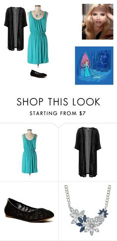 """Doctor who companion: Elsa"" by ilovecats-886 ❤ liked on Polyvore featuring Jill Stuart, LOFT, Vero Moda and Lucky Brand"