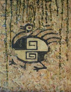 ARTE Y PINTURA RUPESTRE PRECOLOMBINO: Santa María - Suri Ancient Symbols, Ancient Aliens, Ancient Art, Turkey Drawing, Paleolithic Art, Colombian Art, Turkey Images, Spirited Art, Native Art