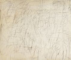 The Rose (II), 2008 by Cy Twombly. Abstract Expressionism. flower painting
